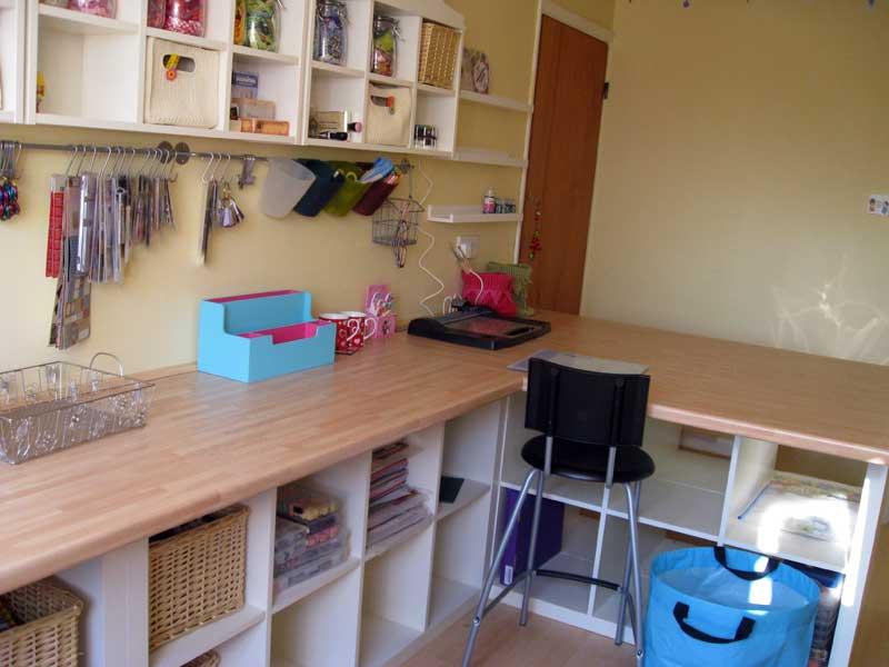 Work-area