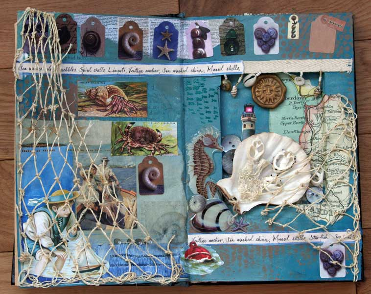 Sea-altered-book