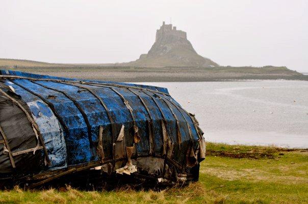 Boat shed castle